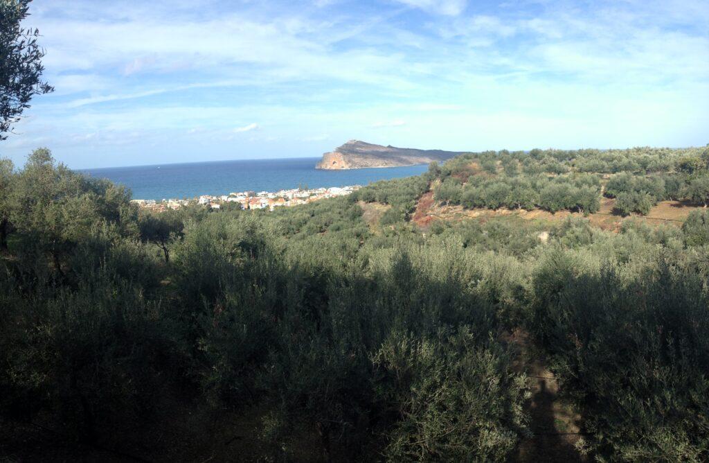 Platanias Vacation - Olive Groves with Thodorou Island - Yasmyr Villas