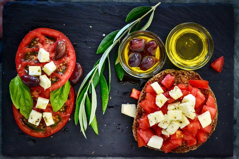 Traditional Cretan Dakos- Cretan Food- Cretan Fast Food- Yasmyr Villas Platanias